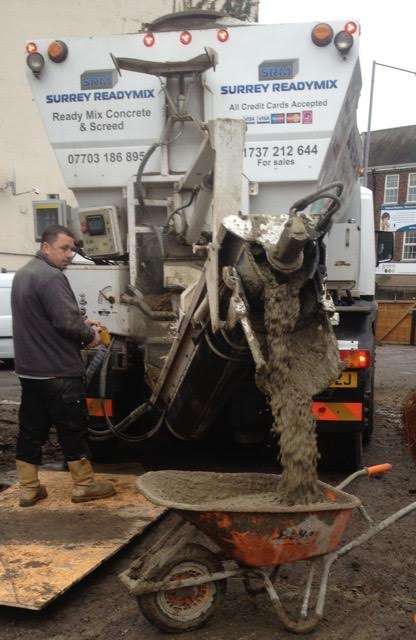 local ready mix concrete suppliers