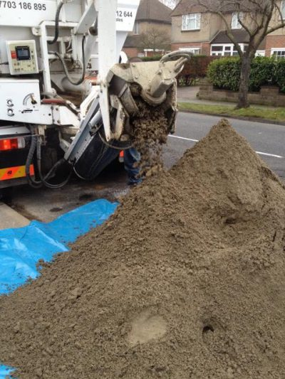 sand and cement suppliers