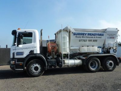 Local Ready Mix Concrete Delivery
