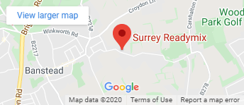 surrey ready mix